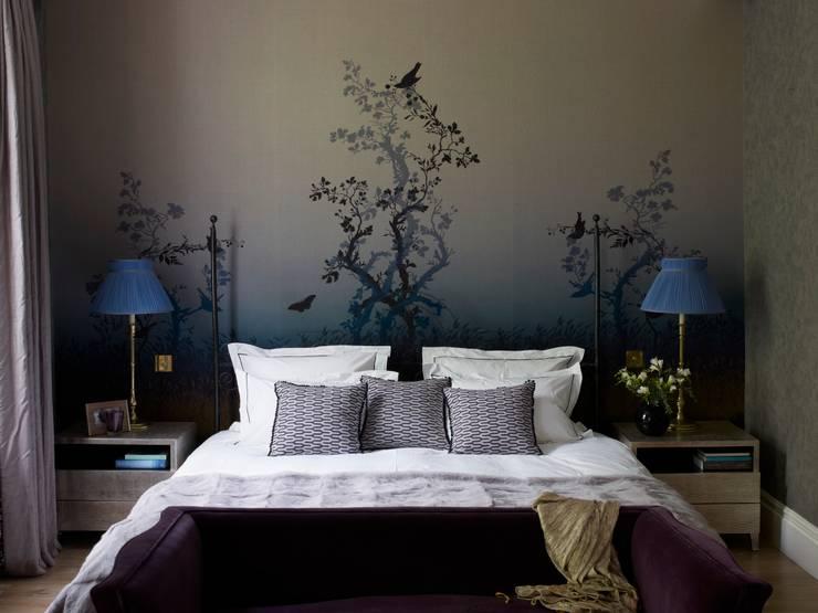 Violet & George:  tarz Yatak Odası