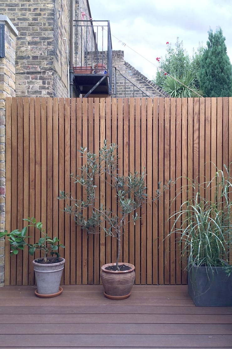 Venn Street Part 2:  Garden by Proctor & Co. Architecture Ltd
