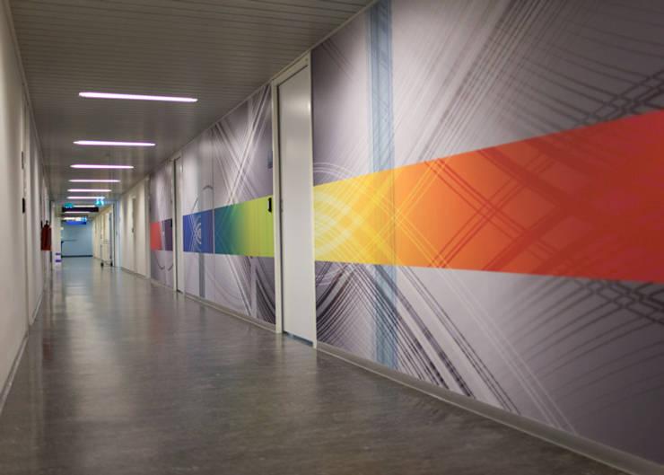 hospital St.Antonius Nieuwegein:  Gezondheidscentra door Workingbert, Modern
