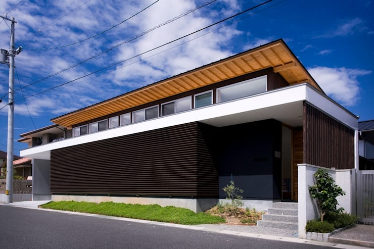 Houses by Y.Architectural Design, Modern