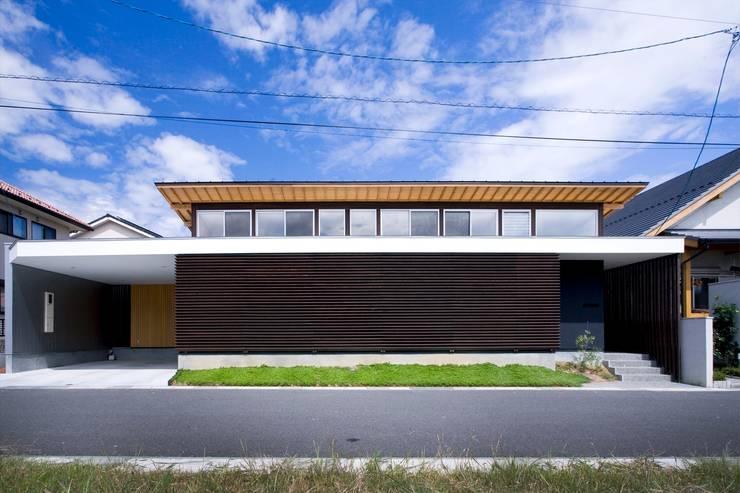 Nhà theo Y.Architectural Design, Hiện đại