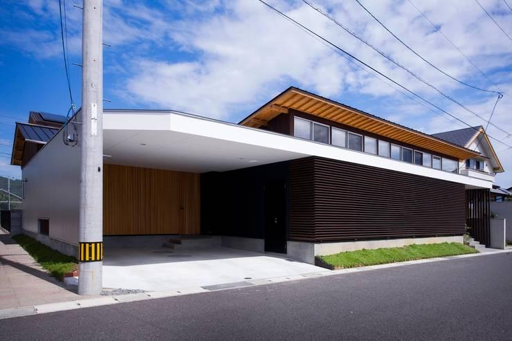 trough: Y.Architectural Designが手掛けた家です。,