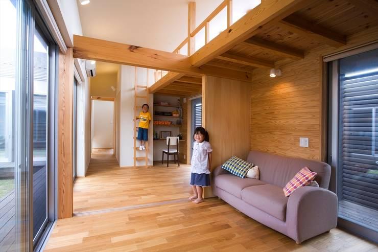 Phòng trẻ em theo Y.Architectural Design, Hiện đại