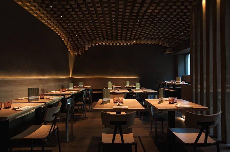 Bamboo Bar - Bolzano: Gastronomia in stile  di Studio Marastoni