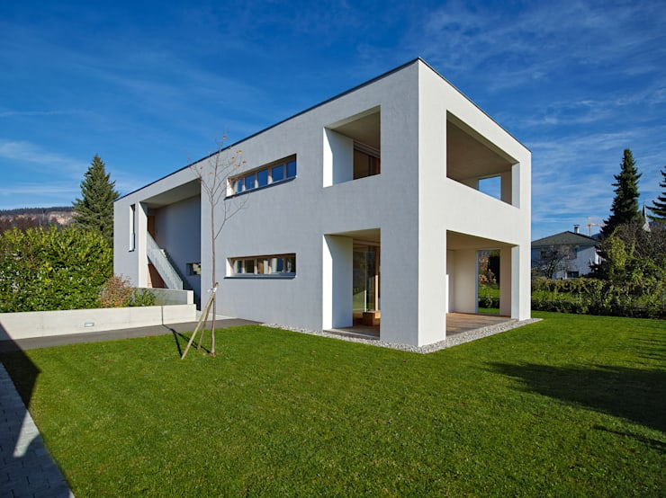 Haus R:  Häuser von raupach architekten