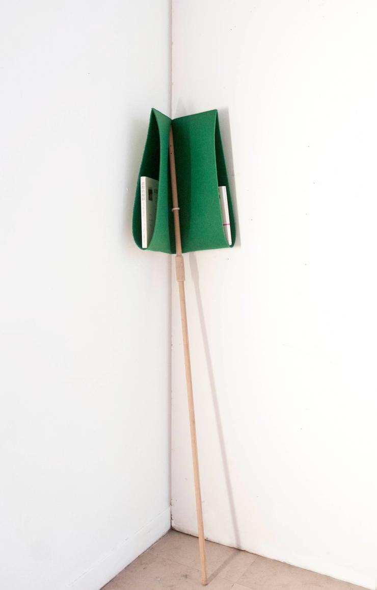 Biwei Pan: Maison de style  par Good Morning Design