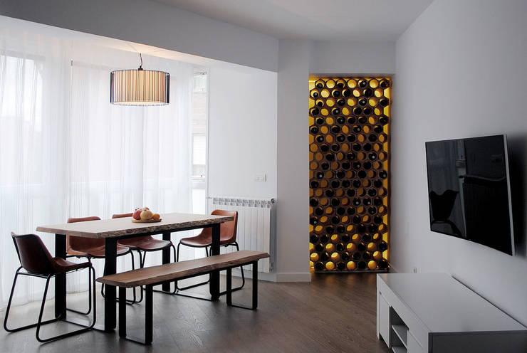 Salón-ccoina: Salones de estilo moderno de interior03