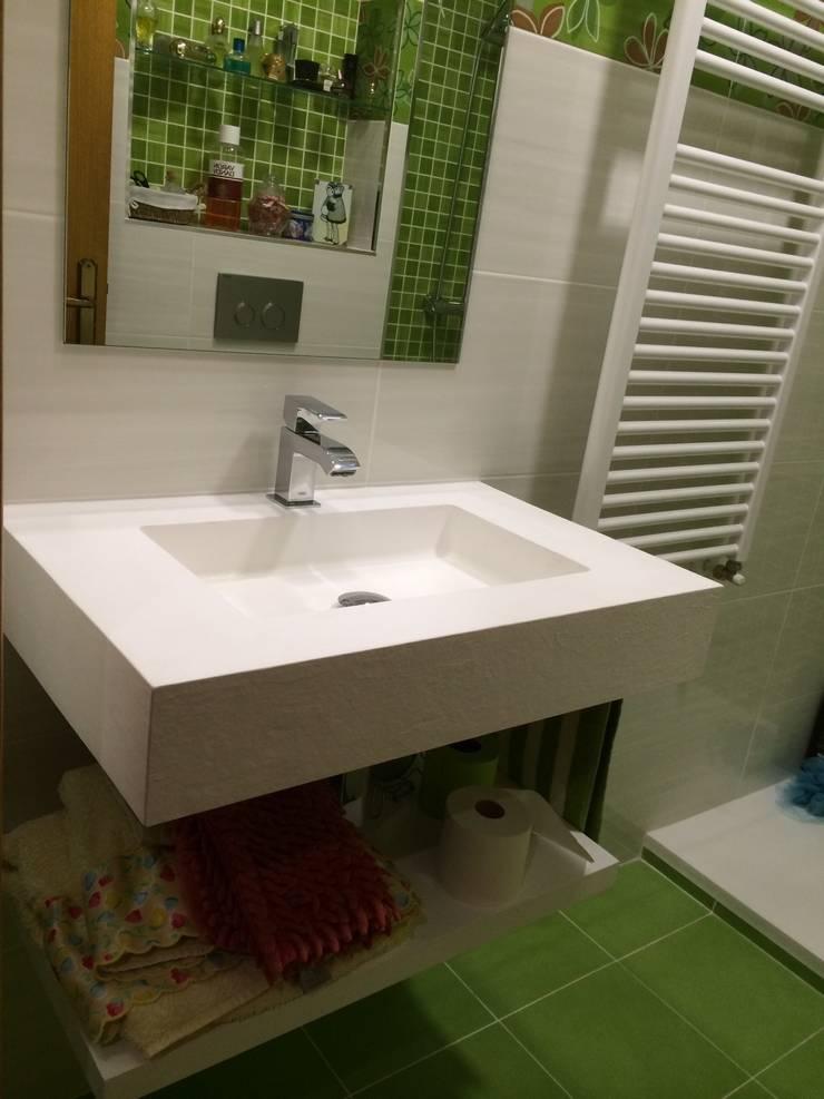 REFORMA BAÑO: Baños de estilo  de Nahar Gres, S.L.