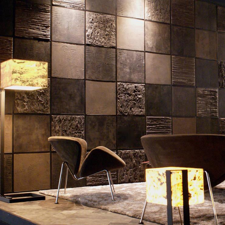Стены в . Автор – Dofine wall | floor creations, Модерн