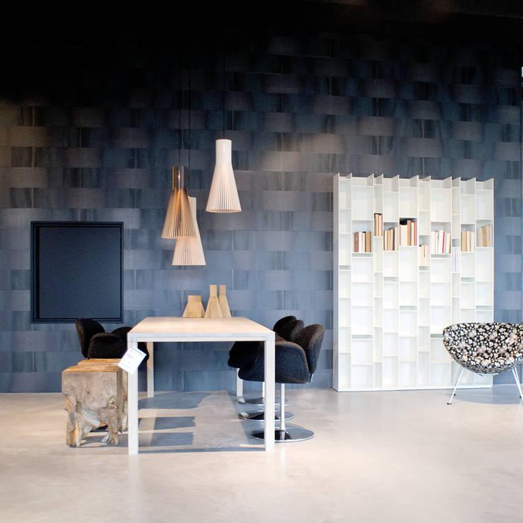 Pareti & Pavimenti in stile in stile Moderno di Dofine wall | floor creations