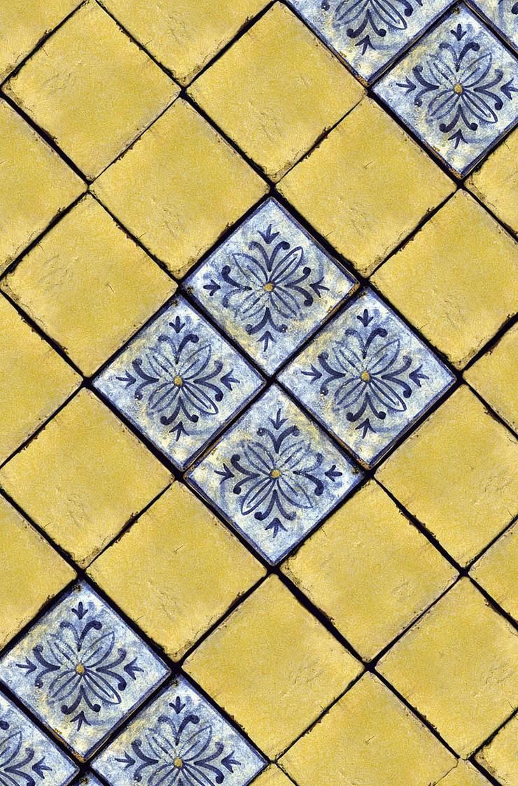 pavimento/rivestimento 15x15: Bagno in stile  di surrena terracotta falisca srl, Rustico