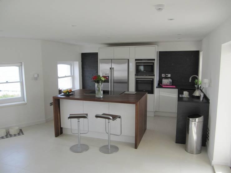 Küche von Mohsin Cooper Architects
