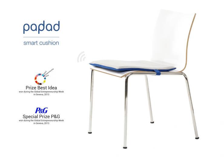 PadPad:  de style  par Jérémie Lasnier