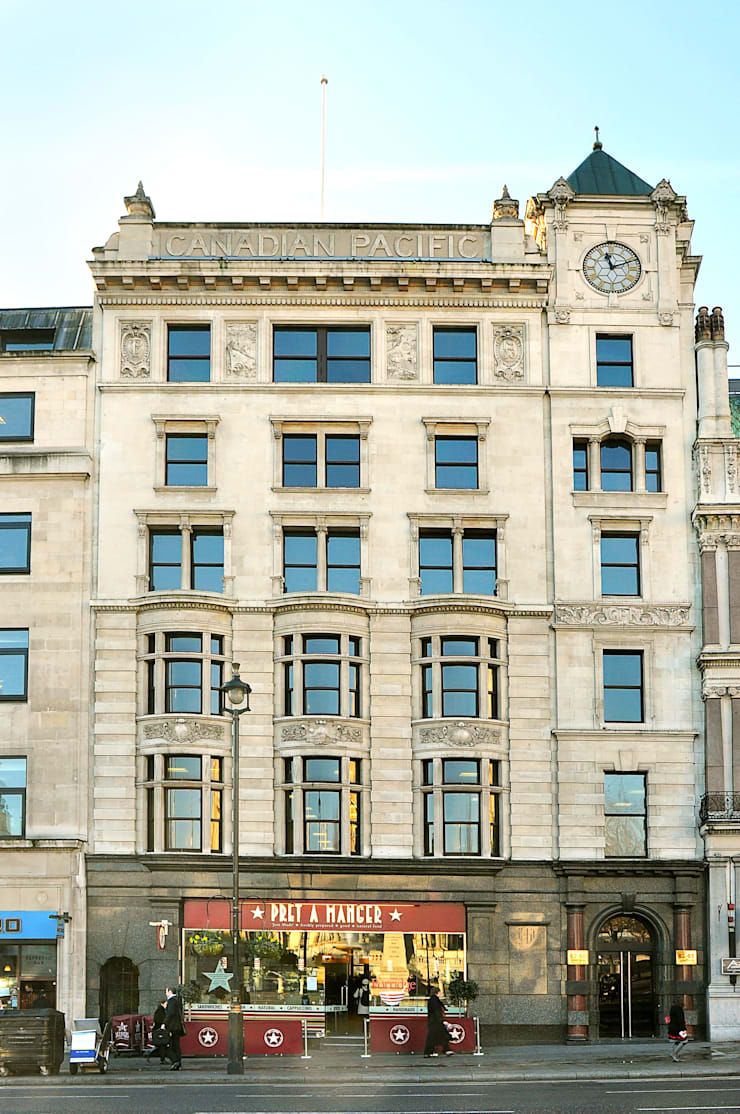 Trafalgar One, Canadian Pacific Building, London:  Houses by moreno:masey