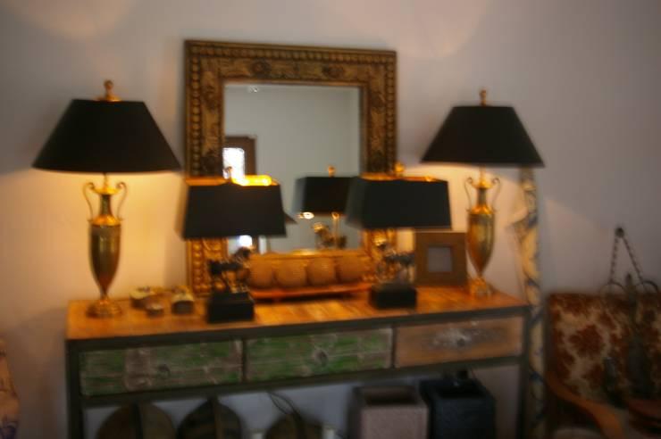 Ideen für Leuchten, Einzelstücke:  Wohnzimmer von LaProDi - Atelier Winter