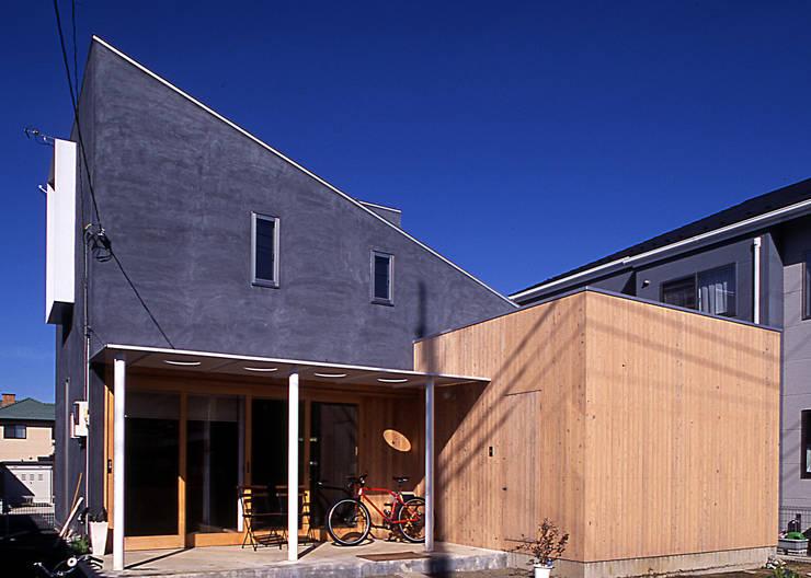 外観: 稲吉建築企画室が手掛けた家です。