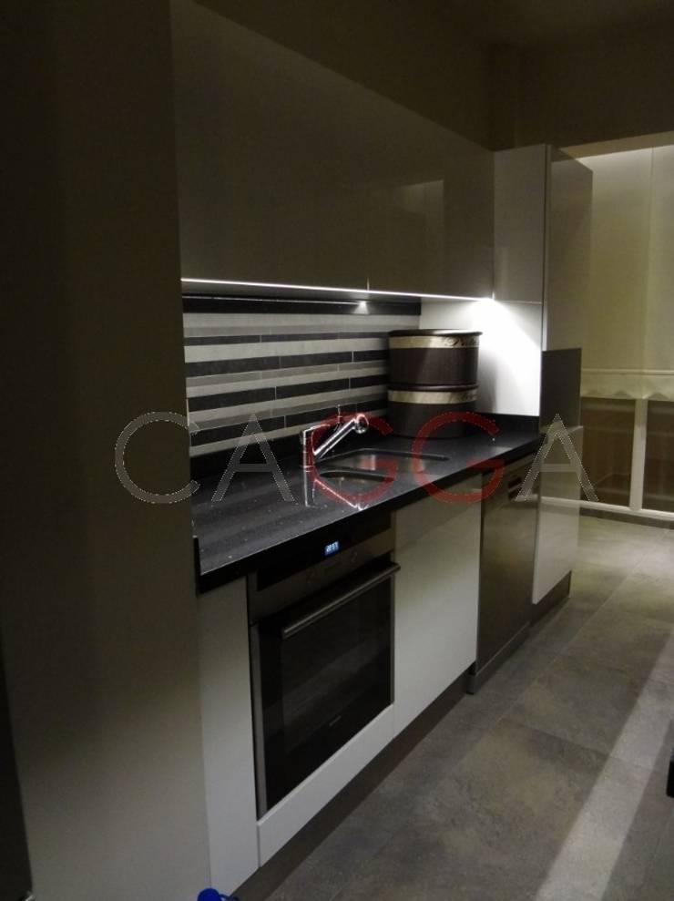 CAGGA – CAGGA mutfak:  tarz Mutfak