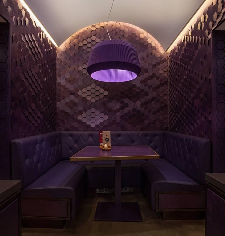 Nando's Vauxhall, London:  Gastronomy by moreno:masey