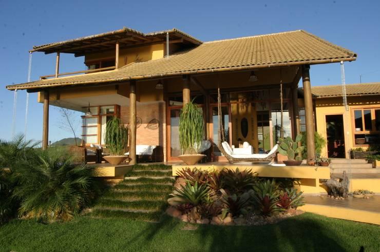 Residência LL: Casas  por Mascarenhas Arquitetos Associados