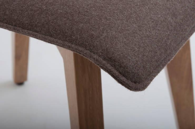 Schalenstuhl Lotte 11778 - Detail: modern  von Stuhlfabrik Schnieder,Modern
