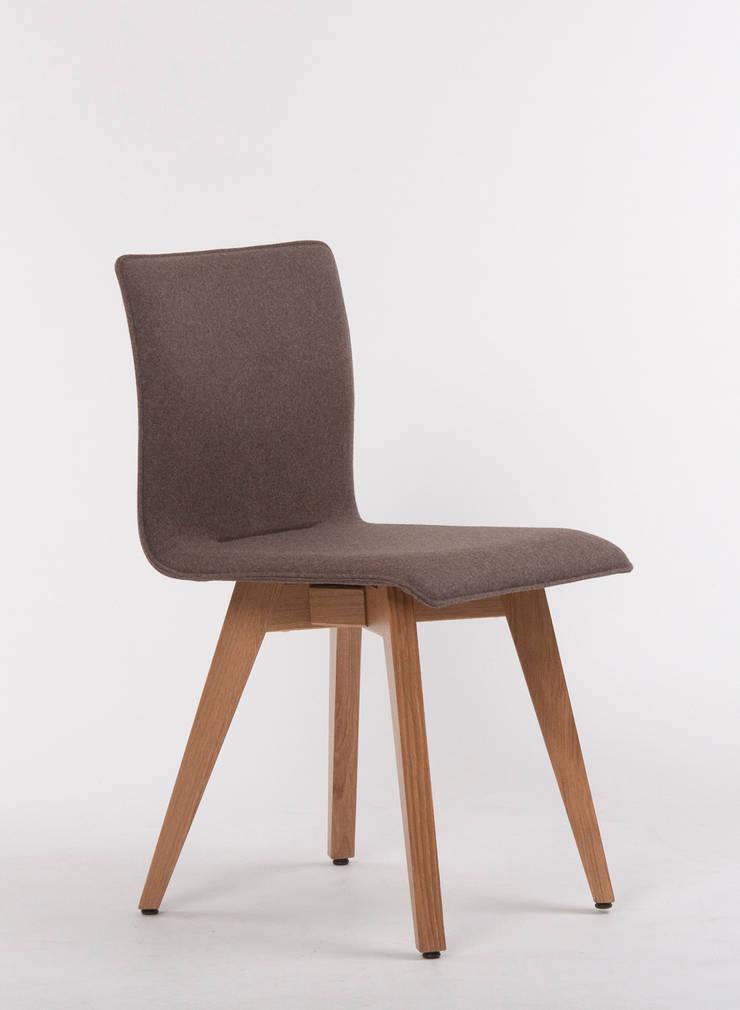 Schalenstuhl Lotte 11778: modern  von Stuhlfabrik Schnieder,Modern