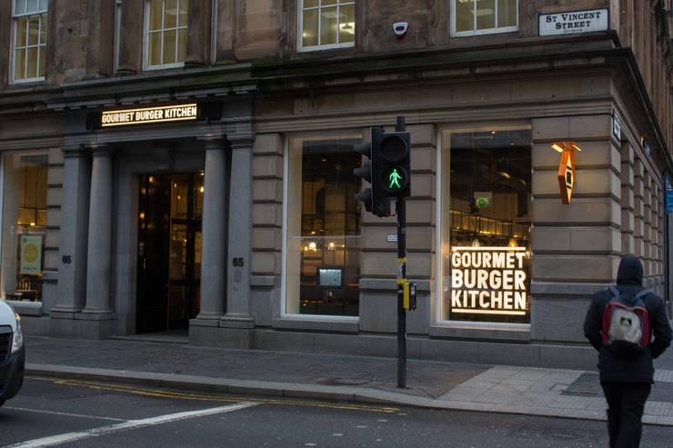 GBK Glasgow:  Gastronomy by moreno:masey