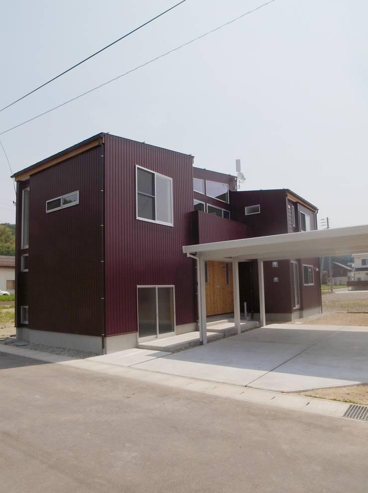 八幡の家Ⅱ: 萩野建築設計が手掛けた家です。,オリジナル