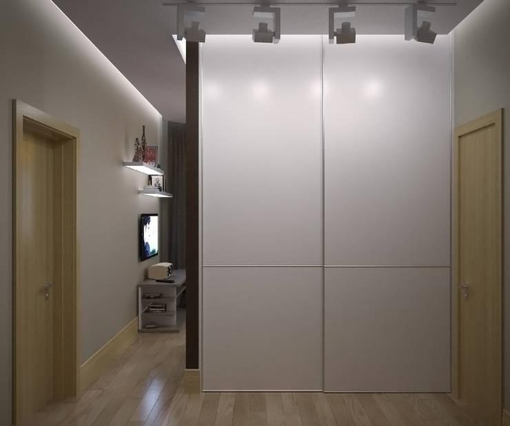 Corridor & hallway by Максим Любецкий, Minimalist