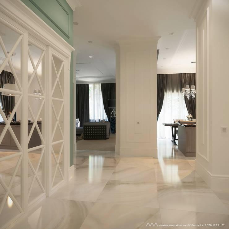 Corridor & hallway by Максим Любецкий