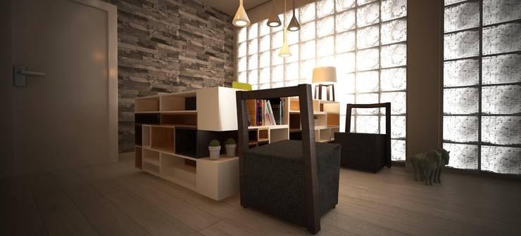 m. rezan özge özdemir – Void Banko-2:  tarz Ofis Alanları & Mağazalar