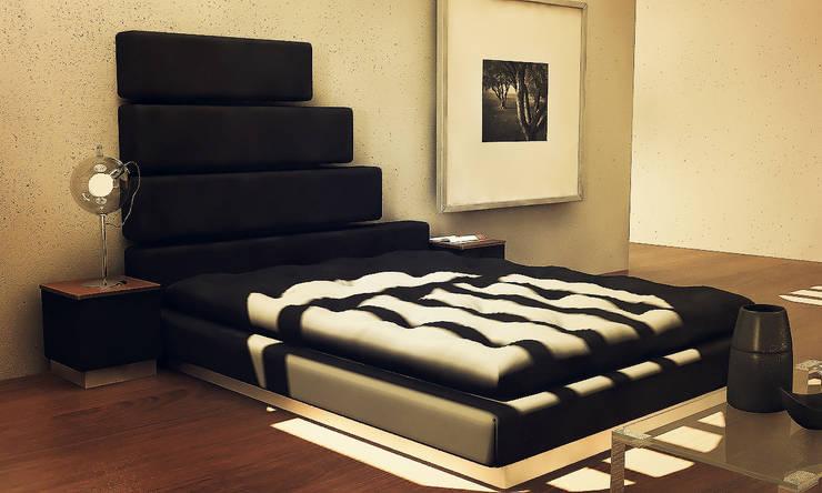 Bedroom by m. rezan özge özdemir