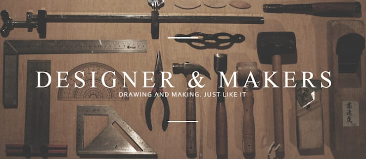 Designer & Makers: TANT DESIGN_땅뜨디자인의  거실
