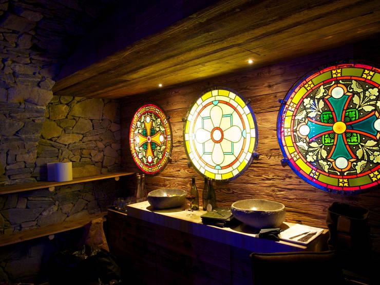 """Le """"kernezet"""" aux Rhodos: Restaurants de style  par JFC Mermillod"""