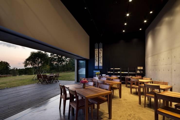 식당: ARCHITECT GROUP CAAN의  다이닝 룸