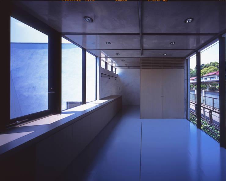 2階展示空間: atelier oが手掛けた商業空間です。