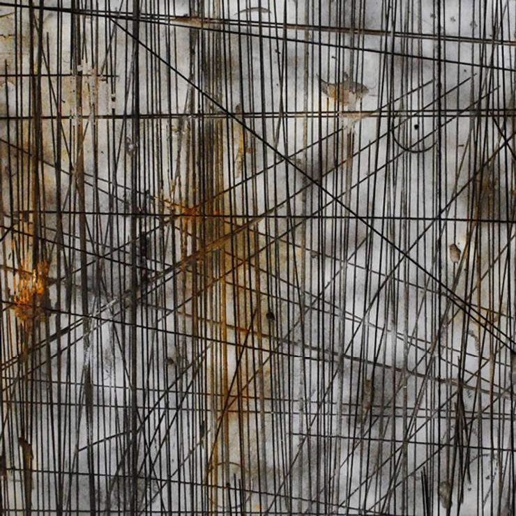 Nock on wood:   door Dofine wall | floor creations, Eclectisch