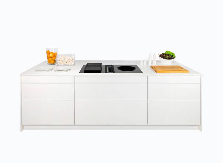 Kitchen by ERGE GmbH, Industrial