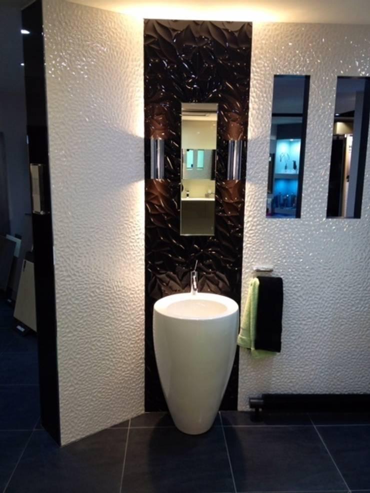 Les salles de Bains Clamart:  de style  par Aux docks de clamart