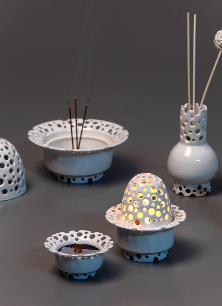 Aroma - 향촛대: 선의美도자기(DoYA)의  아트워크
