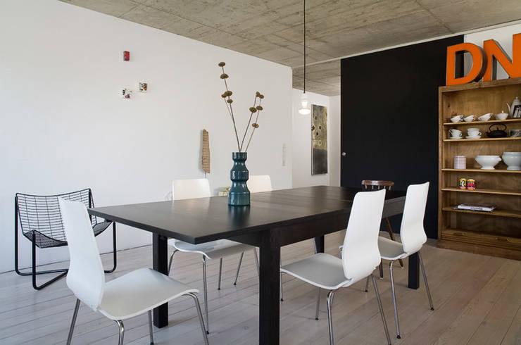 moderne Eetkamer door KARL+ZILLER Architektur