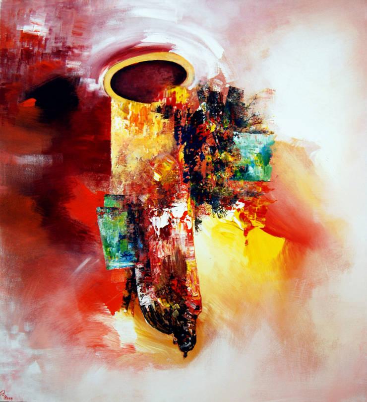 Fagaru! by Fola Lawson:  Artwork by Mille Arts