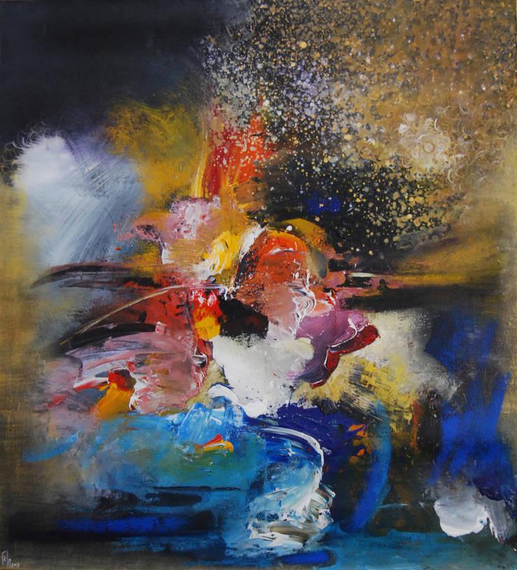 Makina Loca by Fola Lawson:  Artwork by Mille Arts