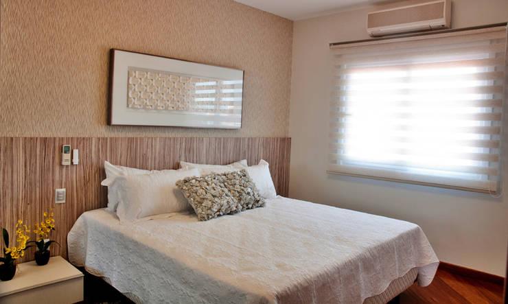 ห้องนอน by ArchDesign STUDIO