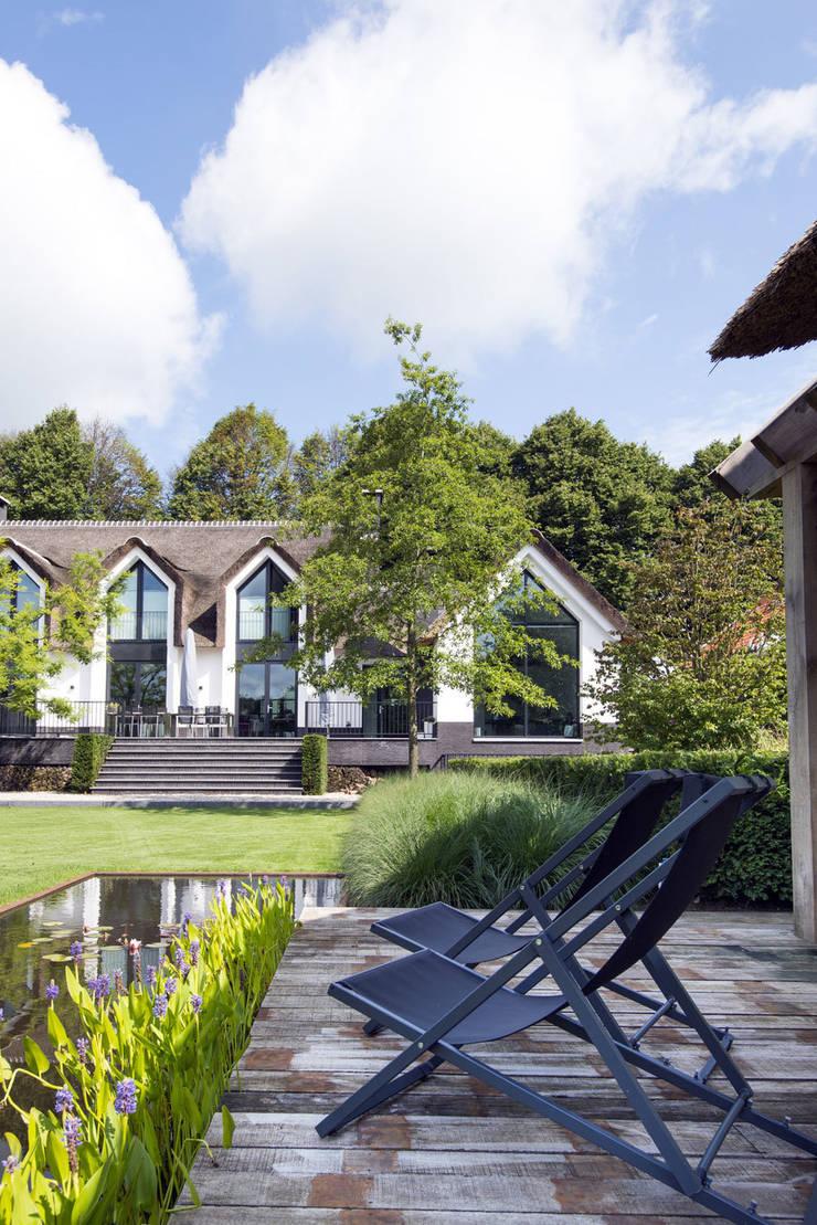 Klassieker van de toekomst Klassieke tuinen van De Rooy Hoveniers Klassiek