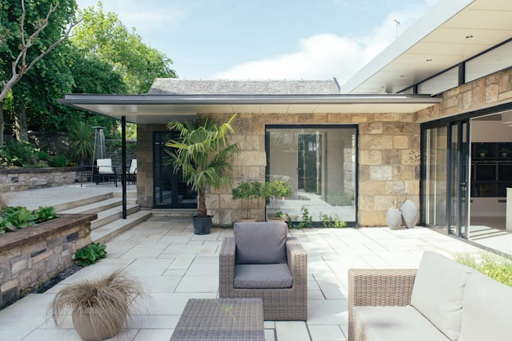 Broomhill Extension 10:  Kitchen by George Buchanan Architects