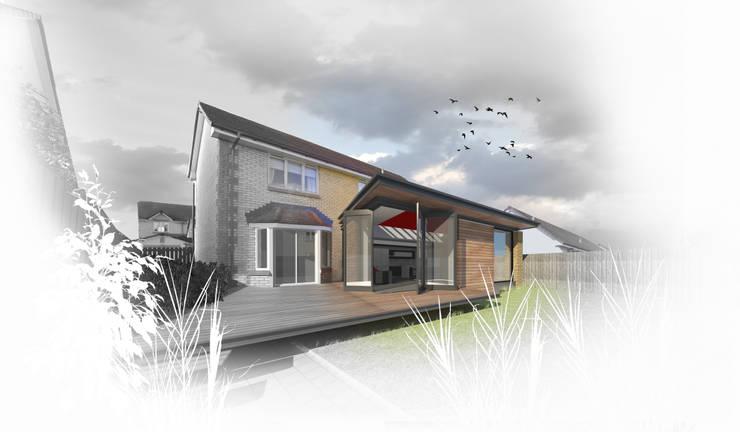 Westerlands Extension 04:  Kitchen by George Buchanan Architects