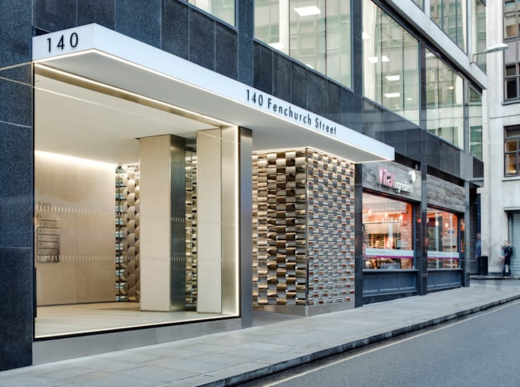 Fenchurch Street:  Office buildings by Bogle Architects