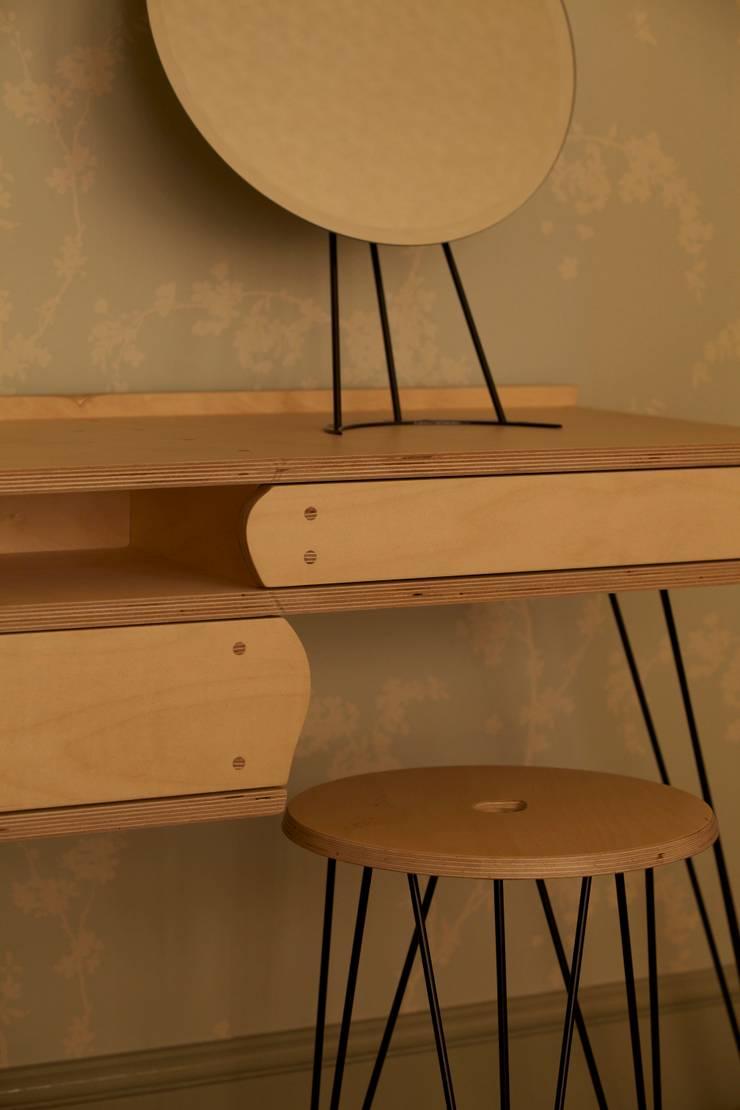 dressing table:  Dressing room by tim germain furniture designer/maker