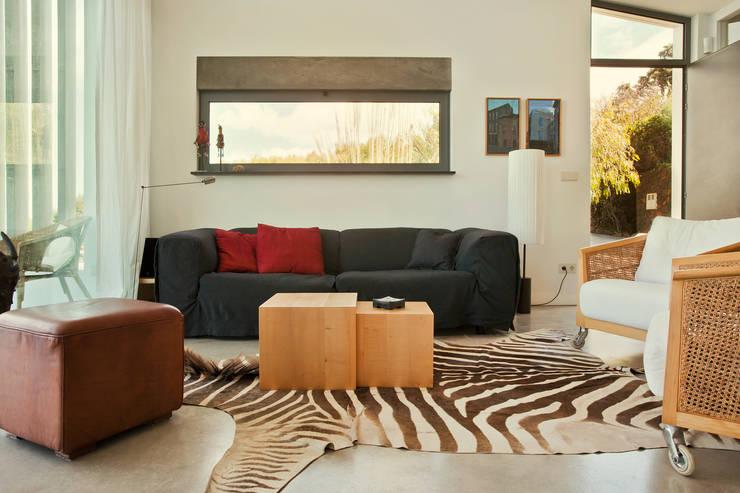غرفة المعيشة تنفيذ Lukas Palik Fotografie