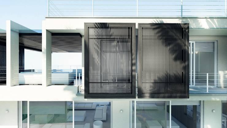Vila Maresias: Casas modernas por Luis Paulo Machado de Almeida Arquitetura e Decoração